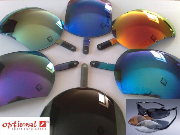Zorníky slnečných okuliarov